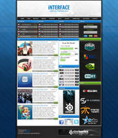 iNTERFACE webdesign - FOR SALE by swift20