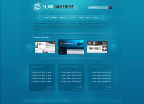 Studio GameHost design