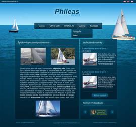 Phileas boats design