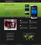 Sony Ericsson fan site