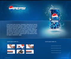 PEPSI minisite design