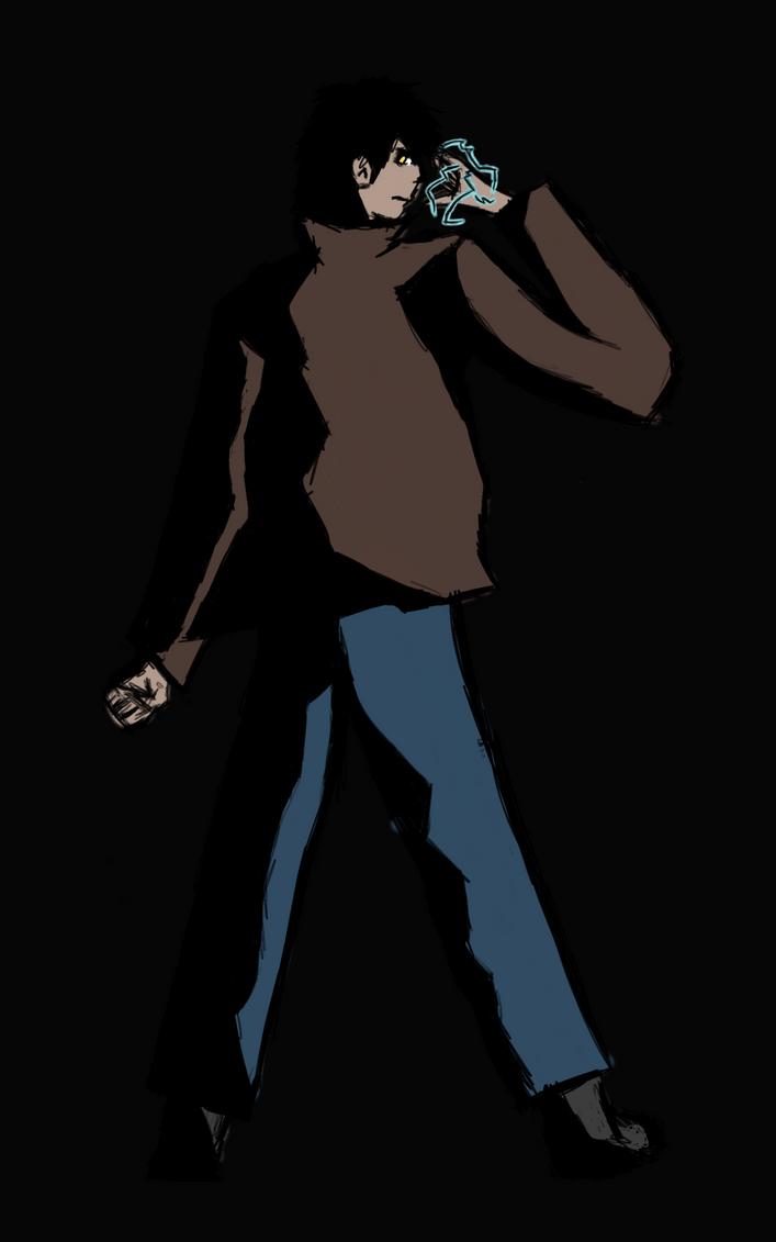 Zero sketch (Redone) by VixenVal