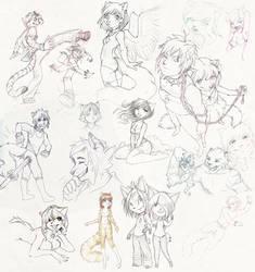 sketch dump by Zengel