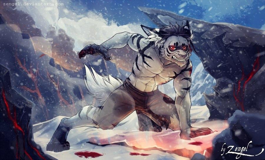 Hellcat by Zengel