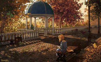 Autumn by Zengel