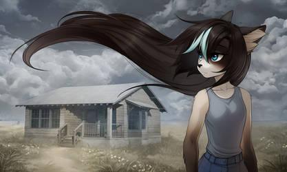 Mai's world by Zengel
