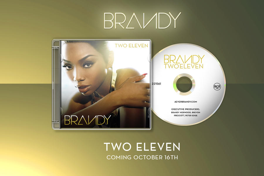 Brandy 'Two Eleven' Album Promo by Toblerone22 on DeviantArt