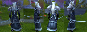 Sephiroth in World of Warcraft