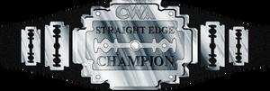 CWA Straight Edge Championship