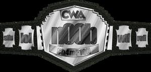 CWA Noob Championship Belt