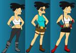 Amy Wong Cosplay