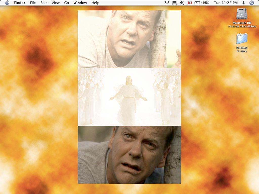 Desktop Screenshot Jan 2007