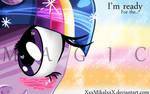 |Magic is my element| Princess Twilight /MLP/