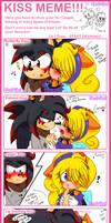 Blade X Moon kiss meme