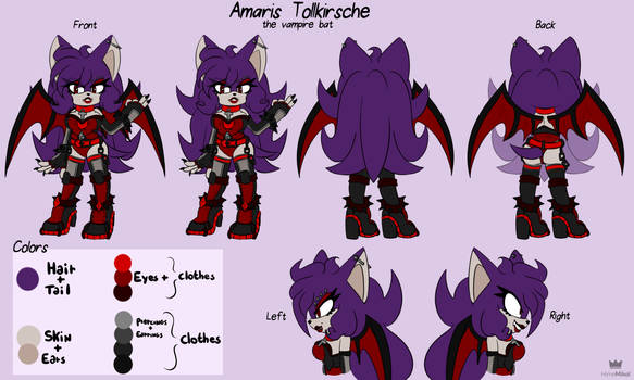 Commission  Amaris Reference