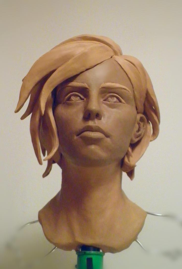 Taylor face sculpt 02 by monkibase