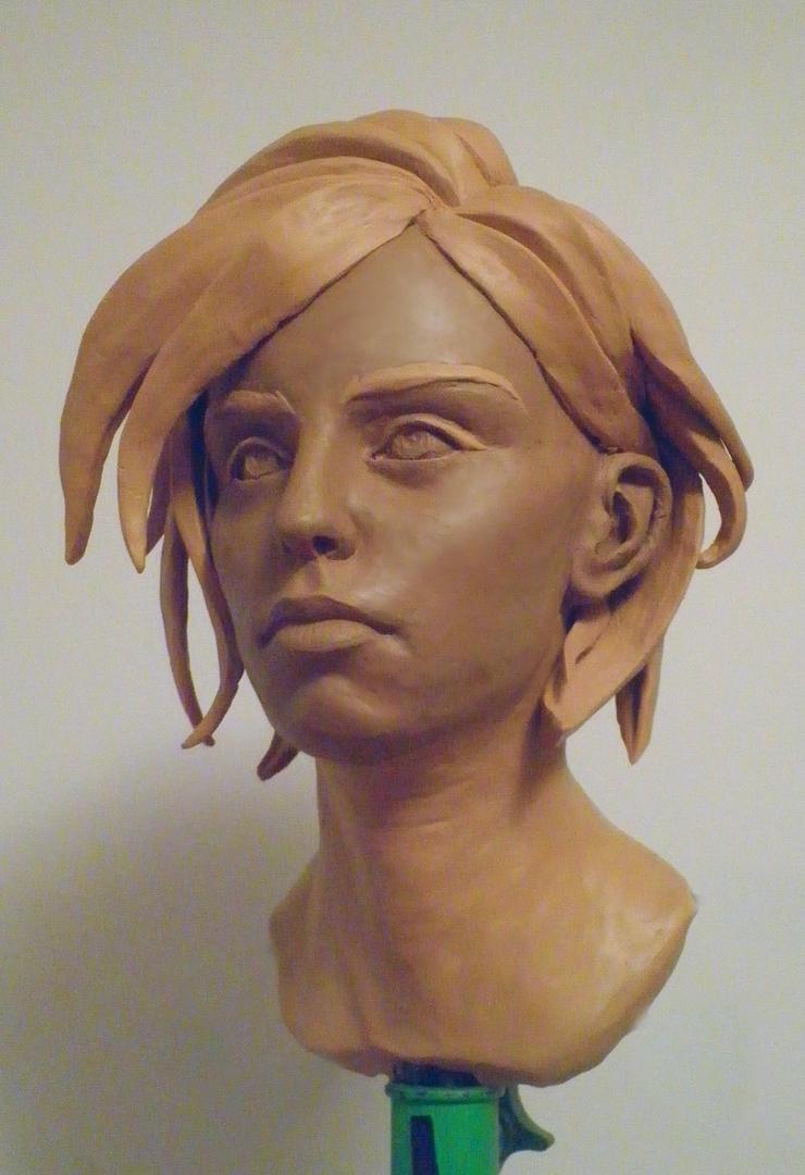 Taylor face sculpt 03 by monkibase