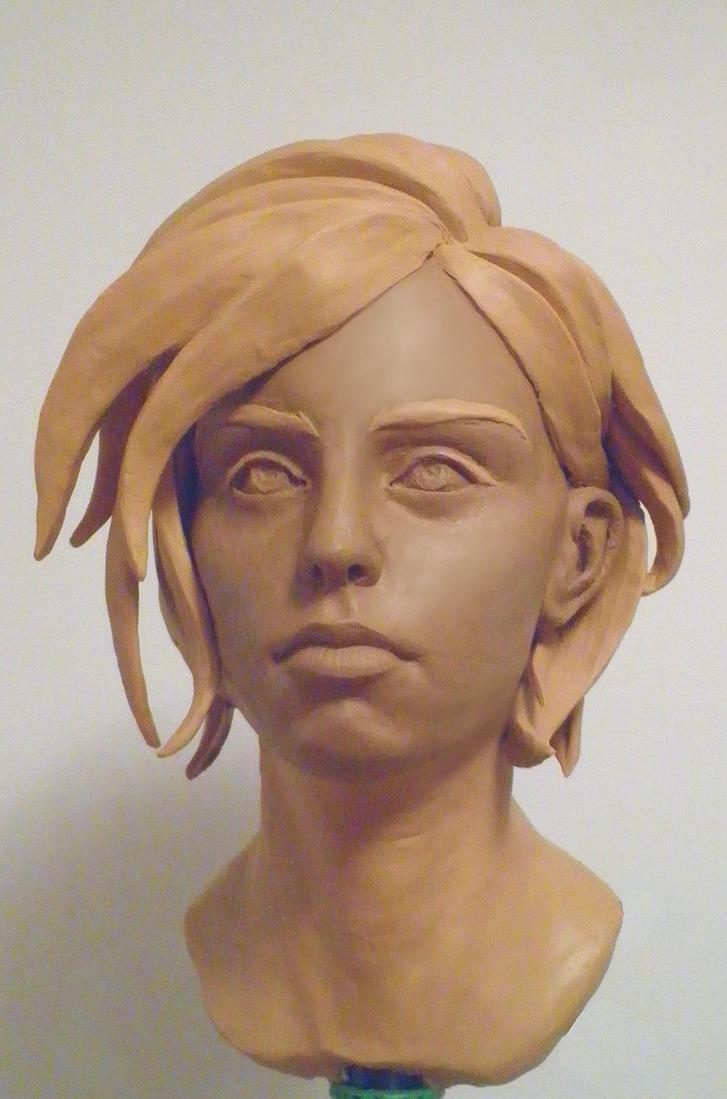 Taylor face sculpt 05 by monkibase