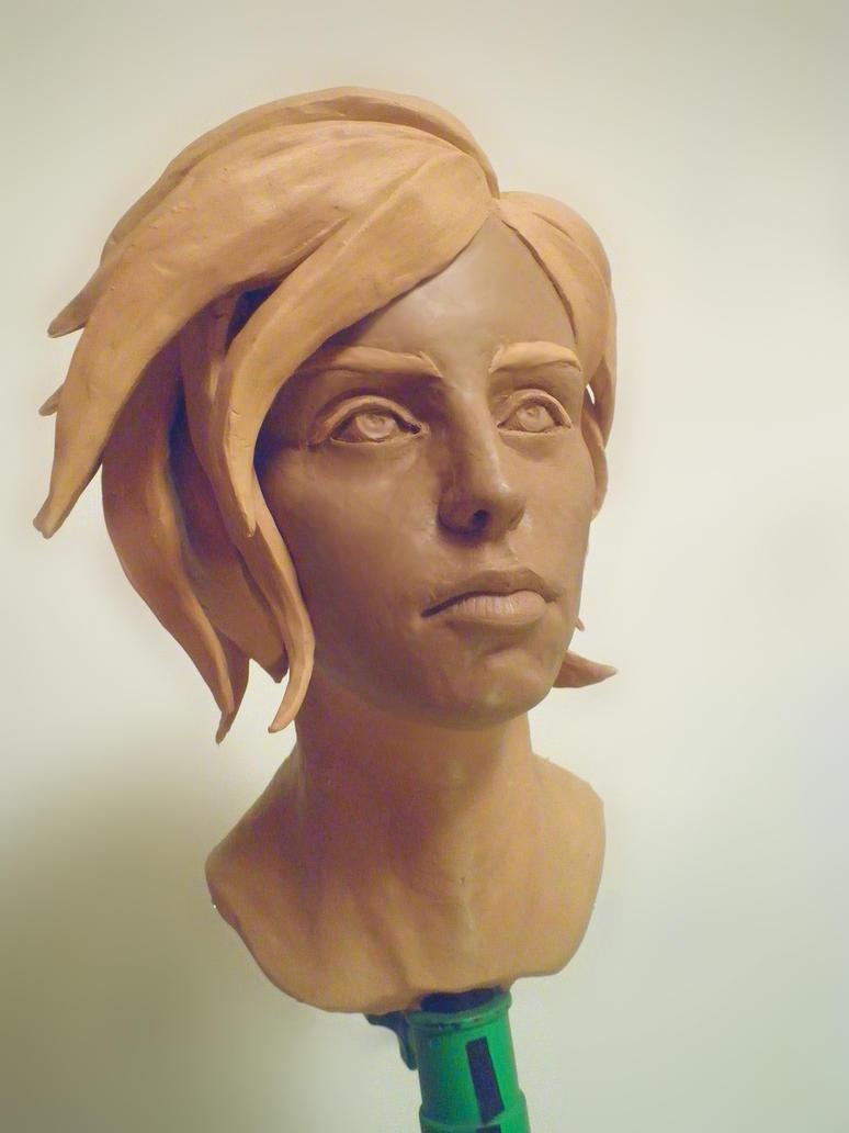 Taylor face sculpt 06 by monkibase