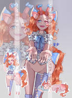 Rufina the centaur | Adoptable auction [OPEN] by NeroMint