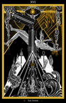 XVI - The Tower / Der Turm Tarot