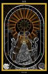 XIX - The Sun - Tarot