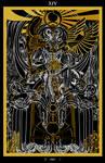 XIV Tarot - Art - Alchemy - Temperance
