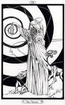 IX - The Hermit / Der Eremit Tarot