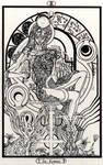 III - The Empress / Die Kaiserin Tarot - Original