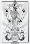 I - The Magus / The Magician / Der Magier Tarot