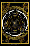 X - The Wheel of Fortune / Das Rad Tarot