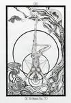 XII - The Hanged Man Tarot - Original