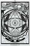 XXI - The Universe Tarot - Original