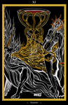XI  Passion Tarot