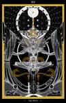 XV - The Devil / Der Teufel TAROT