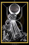 II The Priestess - Tarot