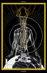 Prince of Swords / Prinz der Schwerter Tarot