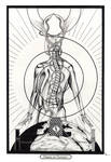 Prince of Swords Tarot Original