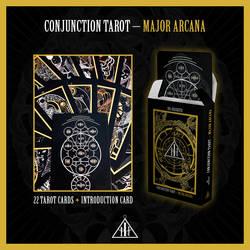 Conjunction Tarotset Major Arcana