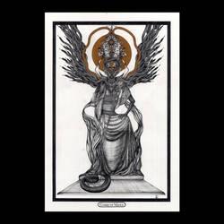 Queen of Wands  Koenigin der Staebe Tarot by InaAuderieth