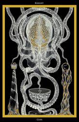 Knight of Cups / Ritter der Kelche Tarot