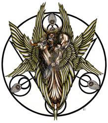 Bible Accurate Angel Cherub