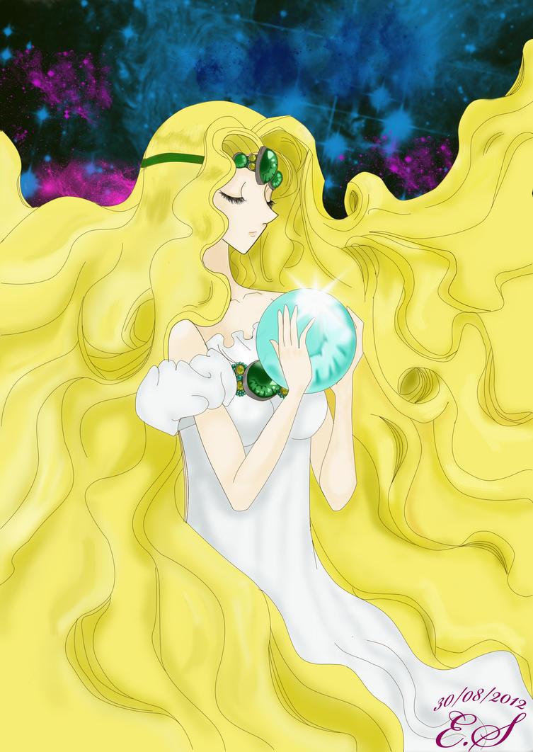 princess emeraude by Eram24