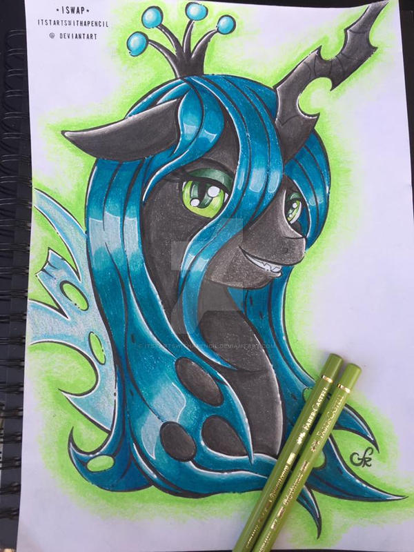 Chrysalis (anno 2016) by Itstartswithapencil