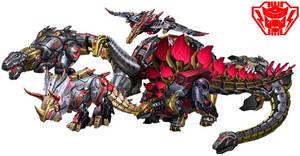 FOC Dinobots