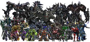 Transformers Movie Autobots