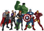 The Avengers: Animated