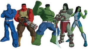 The Hulks
