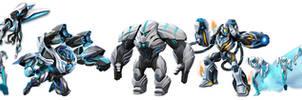 Max Steel's Turbo Modes