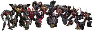FOC Dinobot Robot Modes